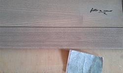 Zambottovernici - Vernice turapori trasparente